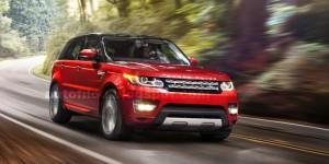 В интернете опубликованы официальные снимки нового Range Rover Sport