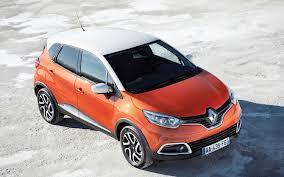 Renault Captur будет предлагаться в нескольких модификациях