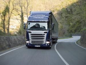 Scania представила новую R и G серию Streamline с повышенной аэродинамикой