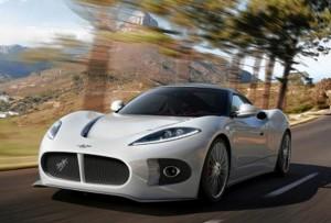 Производитель суперкаров представил новую модель Spyker B6 Venator