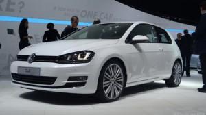 Звание автомобиля года досталось Volkswagen Golf