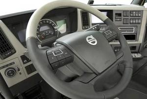 Новые кабины Volvo FM стали еще удобнее