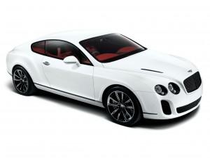 Bentley готовит карбоновую модификацию Supersports