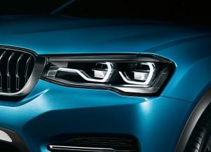 Фото «младшего брата» BMW X6 - X4 опубликованы в сети