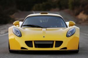 Hennessey Venom GT объявлен быстрейшим автомобилем мира