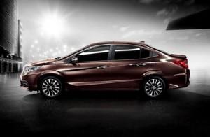 Для китайского рынка представлен новый седан Honda Crider