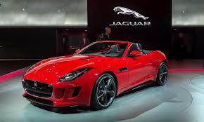 Начинаются продажи Jaguar F-Type на российском рынке