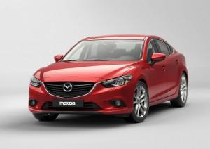 Mazda6 получила награду за дизайн