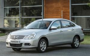 Новый Nissan Almera поступил на российский рынок