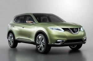 В конце осени дебютирует новый Nissan Quashqai