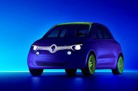 Французы представили новый компактный концепт Renault Twin'Z