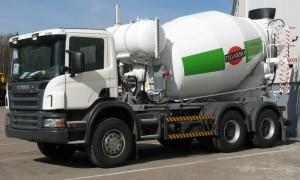 Scania приняла участие на выставке Bauma 2013