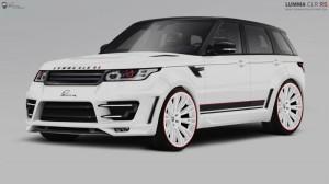 Тюнинг от Lumma Design – Range Rover Sport CLR RS (+фото)
