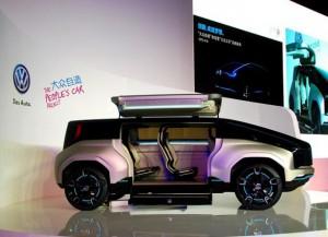 Предварительно представили «народный» Volkswagen 4Run
