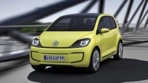 На базе Volkswagen e-up! будет создан премиальный электрокар Audi