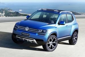 Кроссовер Volkswagen Taigun скоро станет серийным