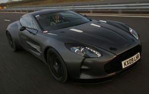Daimler вероятно станет партнером Aston Martin