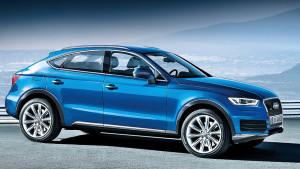 В 2017 году стартует серийная сборка Audi Q6