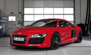 Audi R8 e-tron не пойдет в серию