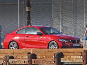 Фотошпионы «словили» BMW 2-Series без камуфляжа