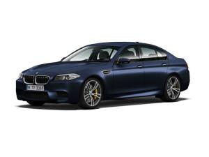 Снимки обновленного BMW M5 появились в интернете (+фото)