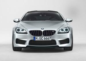 В России начались продажи BMW M6 Gran Coupe (+фото)