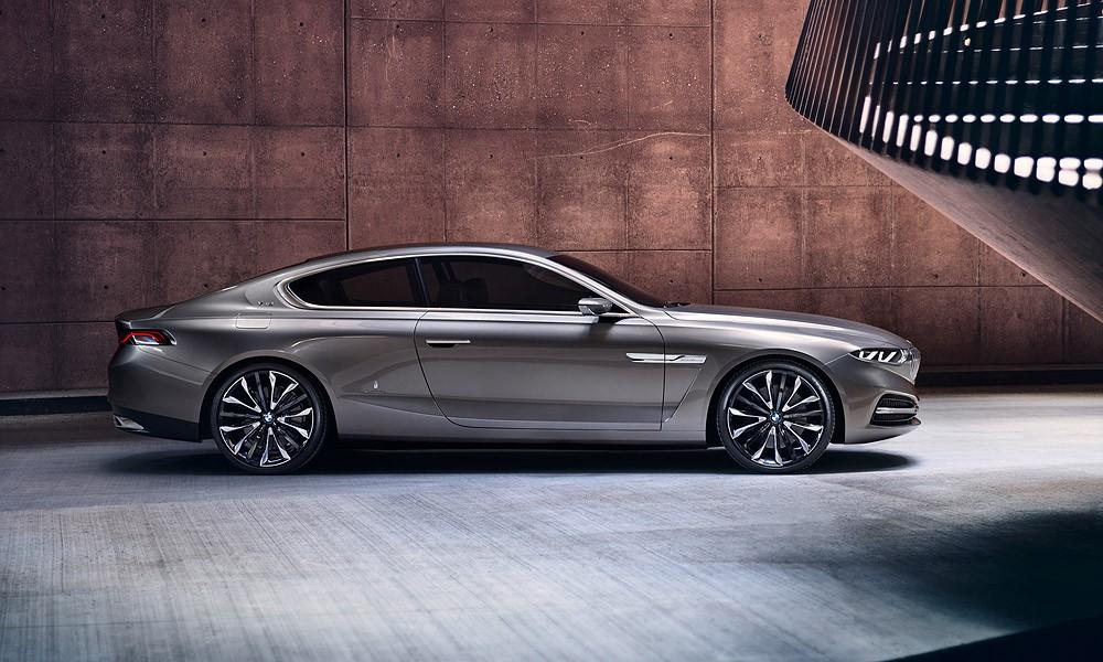 BMW в 2020 году представит флагман 9-Series