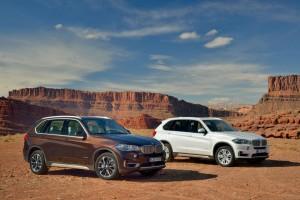 Официальная информация и фото нового поколения BMW X5