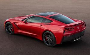 Стали известны характеристики Chevrolet Corvette Stingray C7