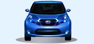 В интернете появился первый снимок будущего Datsun