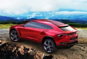 Копия Lamborghini Urus может появиться раньше оригинала