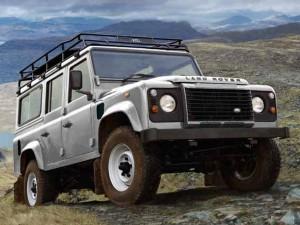 Представлена новая ограниченная серия Land Rover Defender Secret Edition