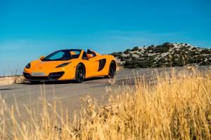 В честь юбилея компании подготовлена спецверсия McLaren MP4-12C (+фото)