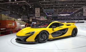 McLaren уже рассуждает о преемнике P1