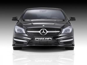 Тюнинг Mercedes-Benz CLA от Piecha Design (+фото)
