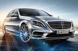 Больше подробностей про новый Mercedes-Benz S-Class 2014 (+фото)