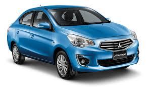 В линейке Mitsubishi появился бюджетный седан Attrage