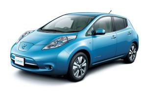 Infiniti готовит премиальный электрокар на базе Nissan Leaf