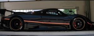Первая Pagani Zonda R Evolution готова обрести хозяина (+фото)