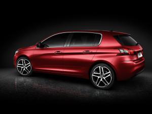 Представлен новый хэтчбек Peugeot 308 (+фото)