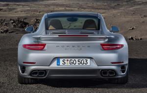 Новый Porsche 911 Turbo и Turbo S стали еще мощнее (+фото)