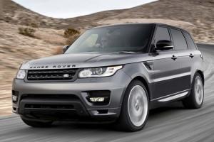 Осенью представят новые Range Rover с гибридной системой