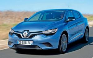 Осенью может дебютировать новый Renault Megane