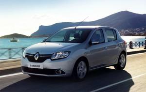 Официальные снимки нового Renault Sandero появились в интернете