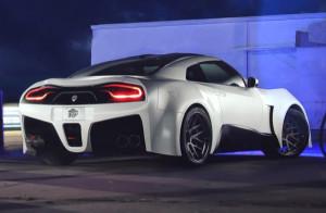 Team Galag создала уникальный суперкар TG1 на базе Nissan GT-R