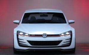 Представлен концепт Volkswagen Design Vision GTI на базе Golf GTI (+фото)