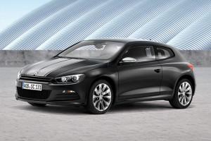 Юбилейным Volkswagen Scirocco производитель отметит миллионный тираж (+фото)