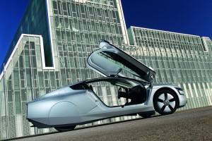 Гибрид Volkswagen XL1 не будет продаваться на рынке