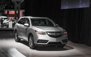 Названы цены на новое поколение Acura MDX