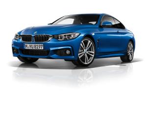 Немецкий производитель представил новинку BMW 4-Series официально (+фото)